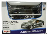 MAISTO 1:24 Corvette Stingray Coupe