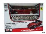 MAISTO 1:24 Ferrari California T (closed top)
