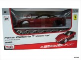 MAISTO 1:18 Ferrari California T (closed top)
