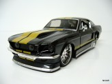MAISTO 1:24 Ford Mustang GT 1967