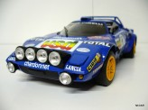SUN STAR 1:18 Lancia Stratos HF Rally