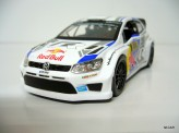 BBURAGO 1:32 VW Polo R WRC Team 2014